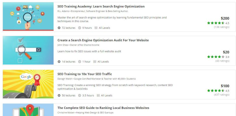 udemy-seo-courses