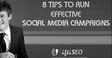8 tips to run effective social media campaigns