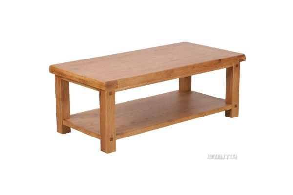 westminster coffee table solid oak
