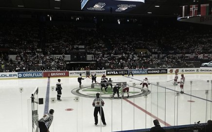 ice hockey world