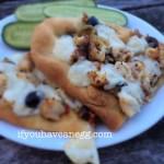 Chicken Naan Muffaleta – 13PPV