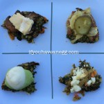 Taste Test Wednesday…Because Taste Test Tuesday would be too obvious – Dr Praeger's Kale Veggie Burgers