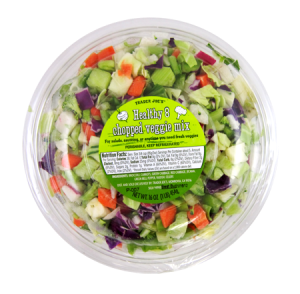 tj healthy 8 veggie mix