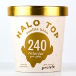 Product Review! Halo Top Ice Cream Vanilla Bean – 2 Weight Watchers Points Plus per 1/2 cup