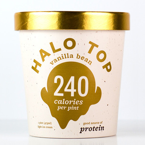 Halo Top Vanilla Bean
