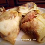 Fried Apple Mini Turnovers – 5 Weight Watchers Smart Points per serving (3PPV)