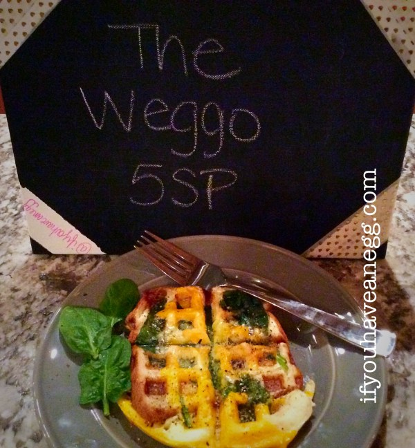 And just like that, the Weggo is born!