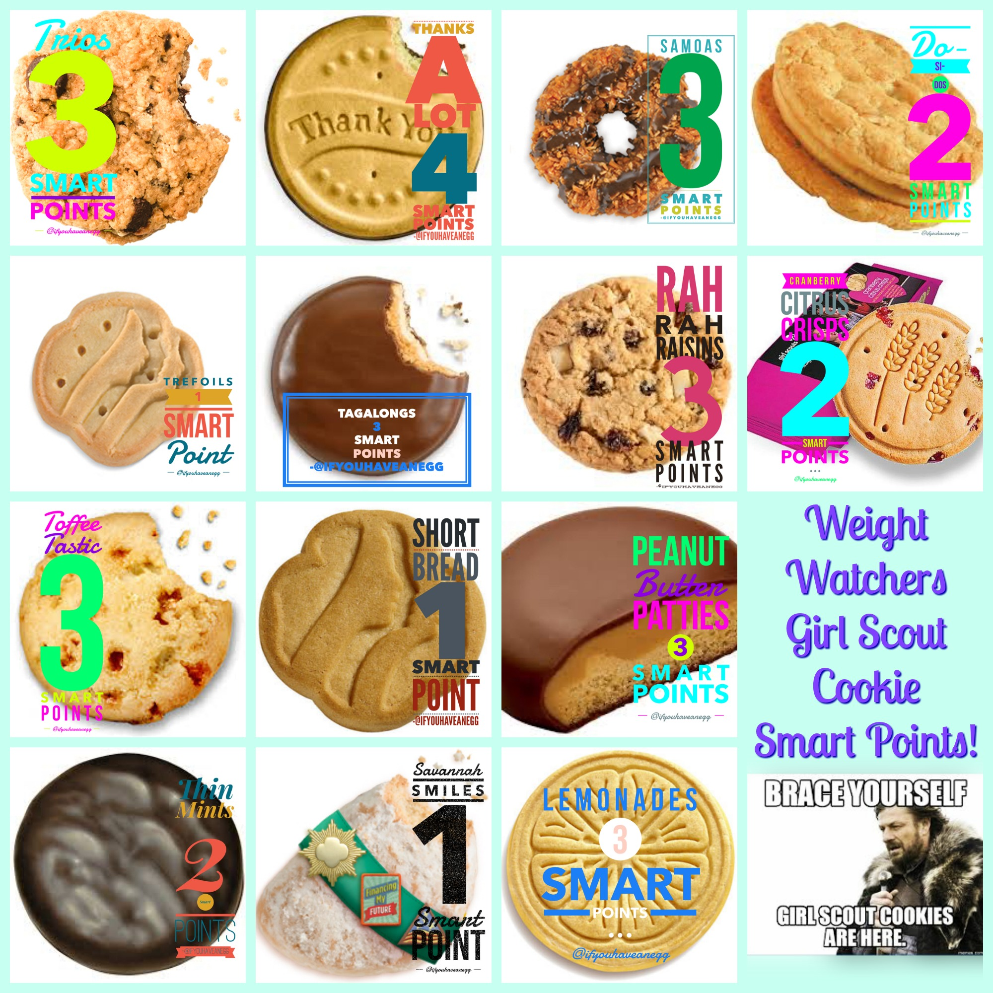 it s girl scout cookie time are you ready