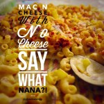 Mac & No Cheese: 4 Weight Watchers Smart Points / 4 Points Plus (approximately 6 servings)