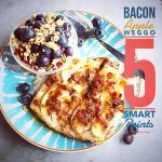 Bacon Apple Pie Weggo: 2 Weight Watchers Smart Points