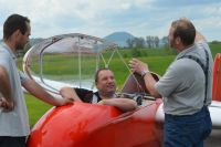 D 5240 Erstflug - Berichte/Fotos