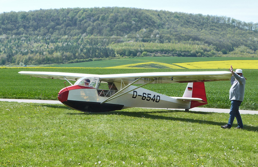D 6540 mma - Flugzeuge