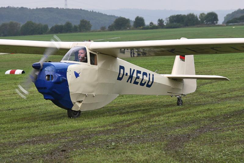 D KECU 1 - Flugzeuge