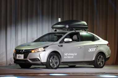 Acer showcases its Self Driving Concept Car at Taiwan Automative Technology Innovation Summit 2018 - 9