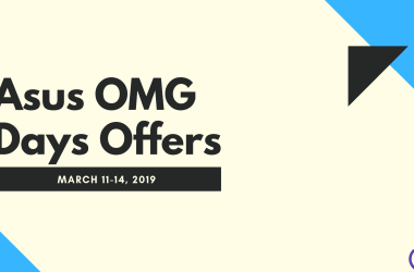 Is Asus Clearing off their Stock? Yet another OMG Deals are Live! - 7