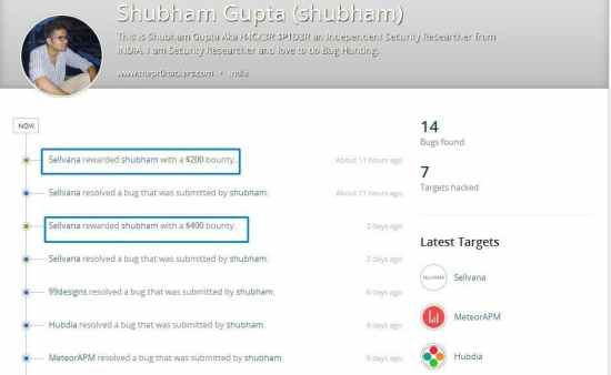 Interview with Yahoo! Hall of fame Mr. Shubham Gupta (Interview #4) - 1
