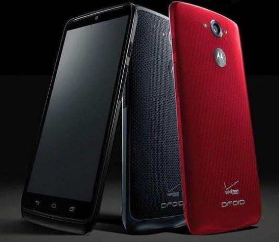 Motorola's Droid Turbo latest image leaked by @evleaks - 1