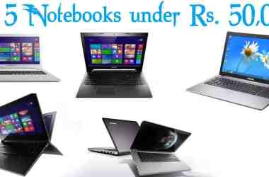 Top 5 Notebooks under Rs 50000 in India [Nov-2014] - 4