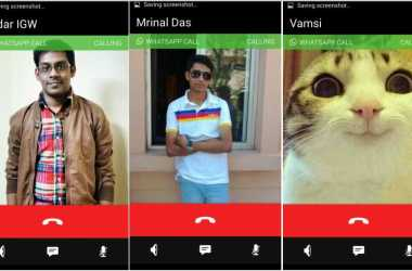 WhatsApp launched voice calling feature, but then takes it back again - 3