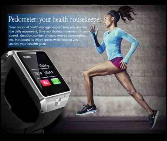 GV08S Smartwatch: The Cheapest wearable gadget under $40 - 1