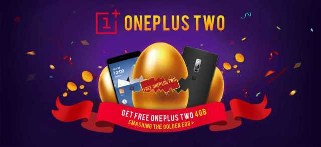Get-free-oneplus2-4gb-gearbest-smashing-golden-egg-contest