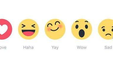 Facebook to test reaction icons, that's what they dubbed earlier as 'Dislike' button - 2