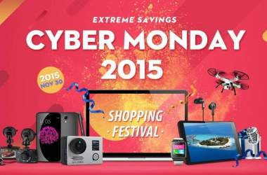 CyberMonday Deals Collection from Gearbest - 2015 - 2