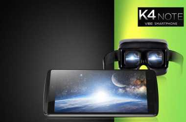 Lenovo K4 Note launched with TheaterMax and much more, priced at Rs. 11,999 - 3