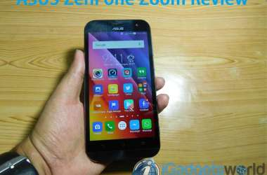 Asus Zenfone Zoom first impressions, a good smartphone with 3x optical zoom - 3
