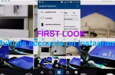 Instagram finally adds multiple account support, available on iOS and Android - 29