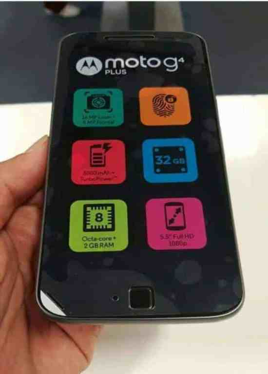 First Look At The Moto G4 Plus, Rumors Turned Out To Be True - 1