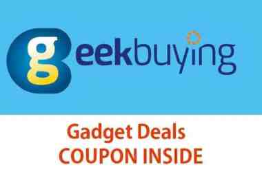 GeekBuying Deals: Offers on OnePlus 3, Le Max 2 Pro, Mi Tab 2 and more [COUPON INSIDE] - 2