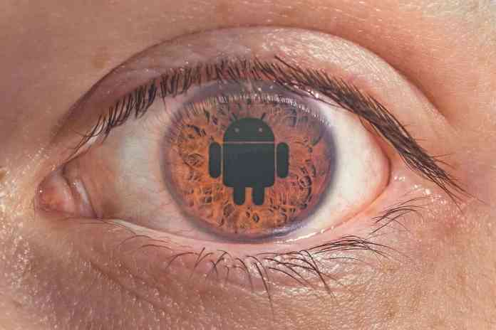 Iris Scanner in Android