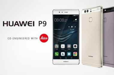 Huawei P9 Launched in India With Leica Dual Rear Camera Setup at Rs. 39,999 - 3
