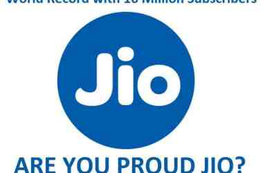 Jio Sets World Record, But RIP Quality Of Service - 2