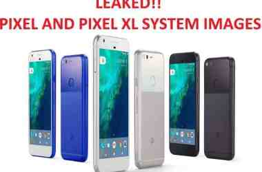 Leaked Google Pixel and Pixel XL System Images [DOWNLOAD] - 2