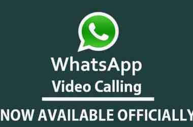 WhatsApp Video Calling Is Live On Android [APK DOWNLOAD] - 4