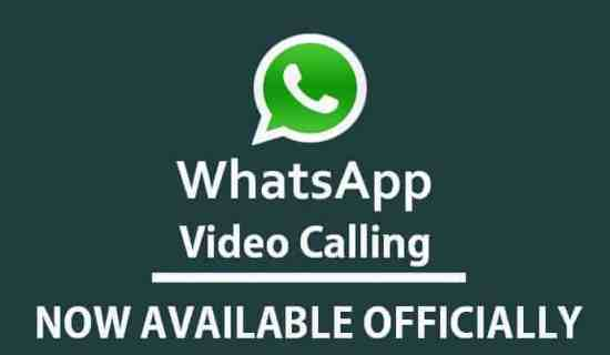 WhatsApp Video Calling Is Live On Android [APK DOWNLOAD] - 1