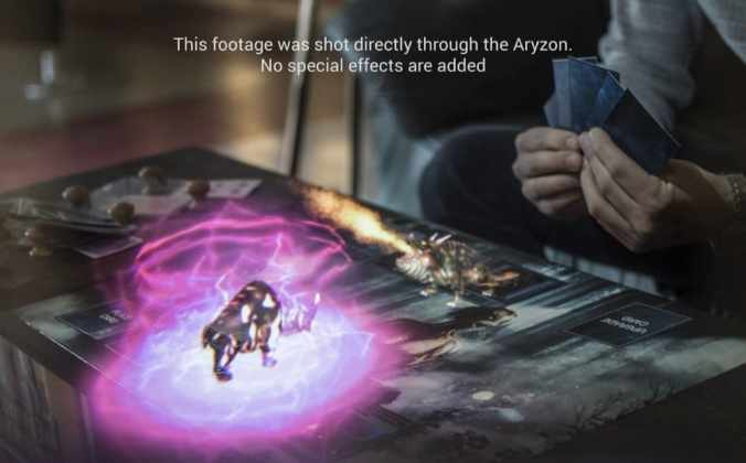 Aryzon - The Cardboard of 3D Augmented Reality for every Smartphone - 6