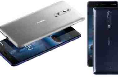 HMD Global Launches the Nokia 8