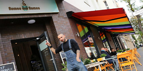 Berlin, Germany.....Europe's Gayest City