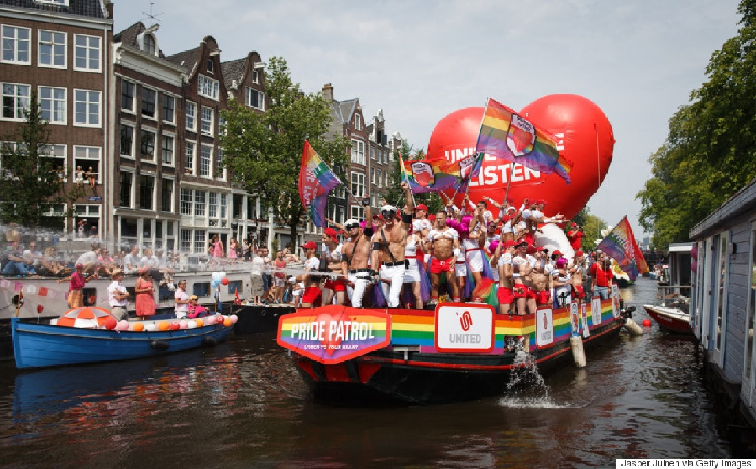 Amsterdam, Netherlands…..A Gay Pioneer destination