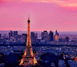 Paris, France……City of Lights, still a dazzler