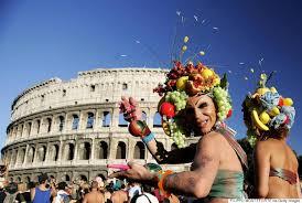 Italian gay pride