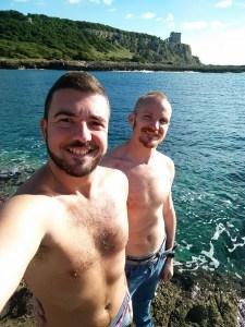 Italy Summer Gay Pride party