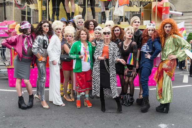 YOU CAN STILL CATCH GAY PRIDE LONDON 2017