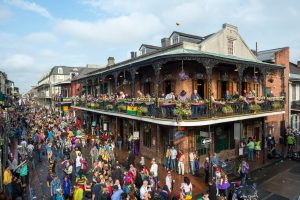 10 Cities that know how to throw a Mardi Gras Bash