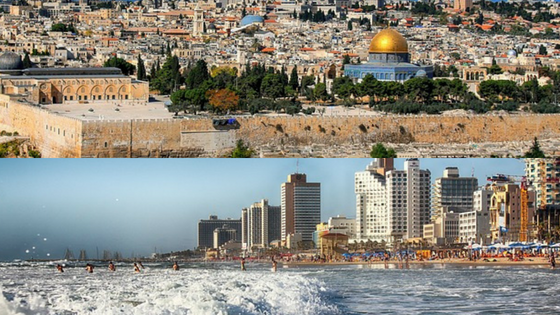 See the Amazing Antiquities and stay in a New Modern Gay Tel Aviv