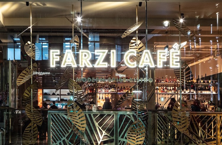 Farzi Cafe: Where you go out-out for an Indian