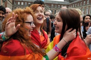 Same-Sex Marriage Is Finally Legal in Northern Ireland